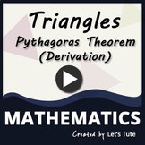 Mathematics  Pythagoras Theorem Proof - Derivation