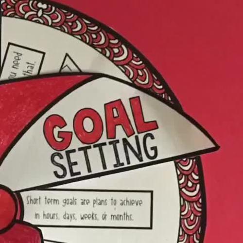 ZenWheels Goal Setting Activities