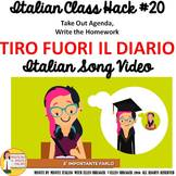 Italian Transition Video Write Down HW  for CI TCI TPRS 90