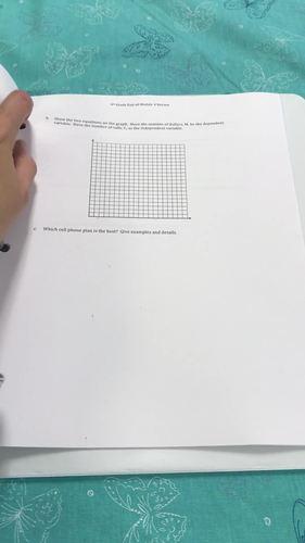 Eureka Grade 6 End-of-Module 4 Study Guide