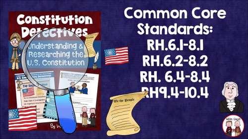 Constitution Detectives