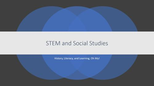 STEM in the Social Studies Classroom