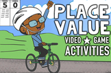 Place Value Worksheets, Game & Animated Video ♫ Ones, Tens