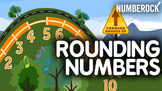 Rounding Numbers (Whole) Song ♫♪ Math Activities, Videos a