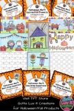 Halloween Math Activities from Gotta Luv It Creations