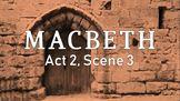 Line by Line: Shakespeare's Macbeth (2.3)