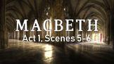 Line by Line: Shakespeare's Macbeth (1.5-6)