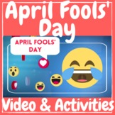 April Fools' Day Video and Activities Kit!