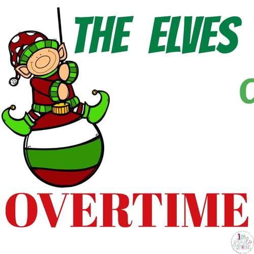The Elves are Working Overtime