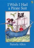 Audio-Video Book: I Wish I Had a Pirate Ship (by Pamela Allen)
