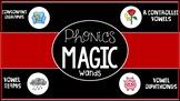Freebie Phonics Magic Wands