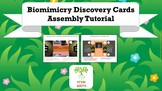 NGSS Life Science: Biomimicry Discovery Cards Assembly Tut