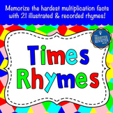 Multiplication Facts Rhymes Video