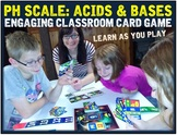 pH Scale Card Game