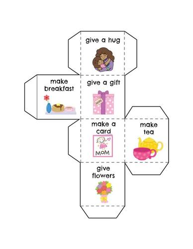 Mother's Day Themed Activities for Pre-K, Preschool and Tots
