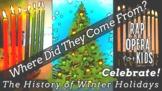 """A Story Behind Every Celebration!"" History of Winter Holi"