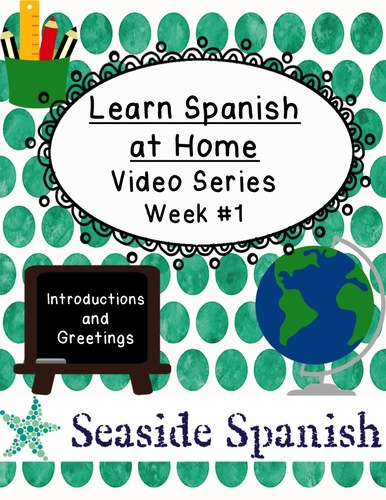 Learn spanish at home buenas noches luna week 1 tpt video thumbnail for week1videoseriesbuenasnocheslunaclipped m4hsunfo