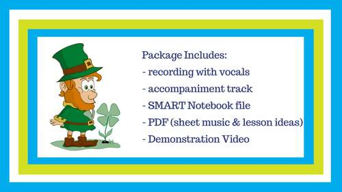 "Original St. Patrick's Day Singing Game | ""On Paddy's Day"" 