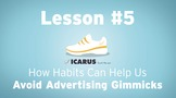 Media Literacy to Avoid Advertising Gimmicks (HabitWise Le