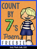 Count by 7s Poem