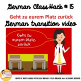 "15_German Class Transition Video ""Return to Your Seats"" fo"