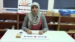 Montessori Simple Sentence Analysis box A