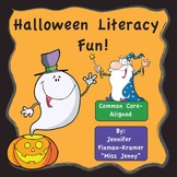 Halloween Video, Song, and Literacy Activities