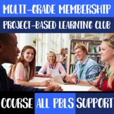 Project-based Learning Club: LIFETIME MEMBERSHIP Bundle 2n