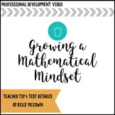 Growing a Mathematical Mindset {Teacher Tip 1: Test Retakes}