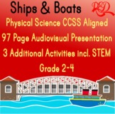 Ships Science, Physical Science Video Presentation & Printables