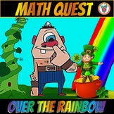 St Patrick's Day Math Quest Video Hook - Over the Rainbow