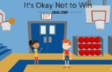 It's Okay Not to Win - Animated Social Story