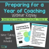 Instructional Coaching Professional Development Video