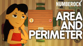Area and Perimeter Song & Animation ★ Common Core Math Cen