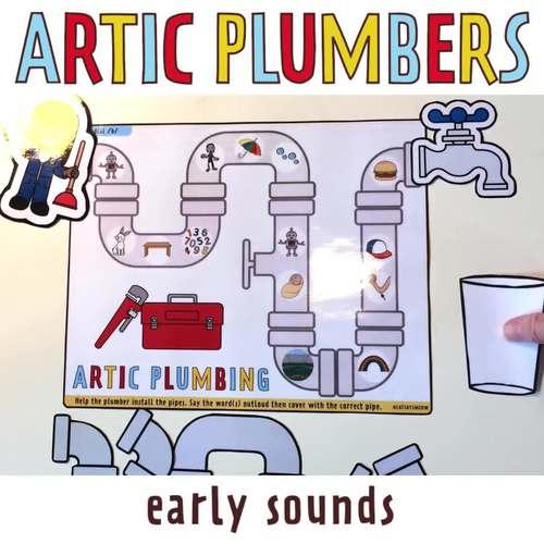 Artic Plumbers: The BUNDLE