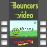 Handwriting Heroes Video: Bouncers