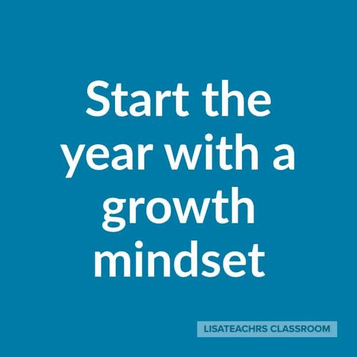 Growth Mindset posters, activities, research project and digital tool