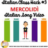 Italian Class Transition Video Wednesday for CI TCI TPRS a