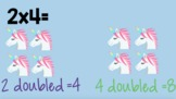 Multiplication Strategy for x4 Double Double