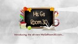 TPT Seller Introduction: Hi, I'm Ms. G!
