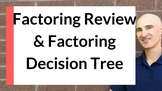 Factoring Review and Factoring Decision Tree