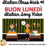 Italian Class Transition Video  Monday for CI TCI TPRS and