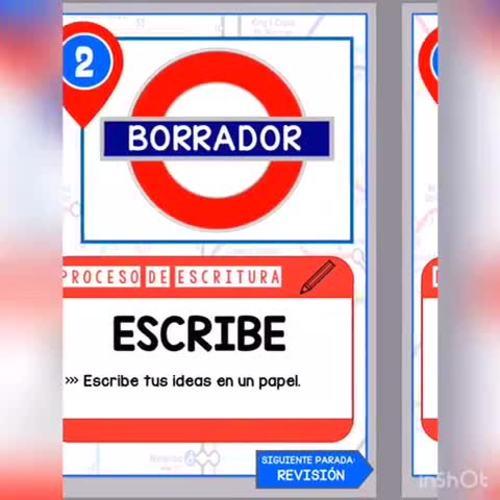 PROCESO DE ESCRITURA Y PLANTILLAS DE ESCRITURA- Expresión escrita