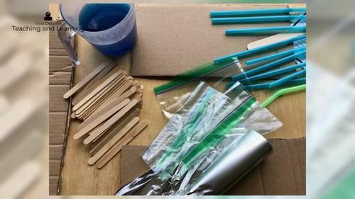Summer Makerspace/ STEM Challenge: Build a Pool