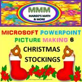 Video #6 Make A Christmas Stocking With Microsoft Powerpoi