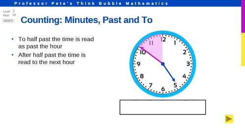 Time to 1 minute PPT