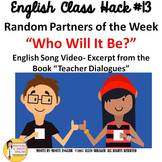 English ESL ELL EFL ELD ESOL Transitional Video Random Par