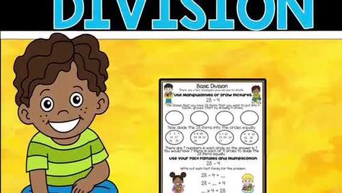 Basic Division Bundle