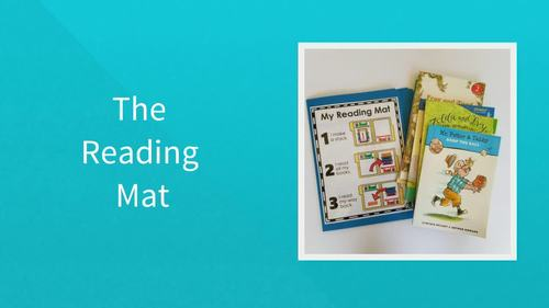 The Reading Mat for Reader's Workshop