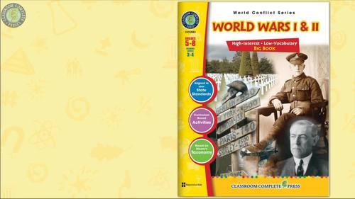 World Wars 1 & 2 BIG BOOK - BUNDLE